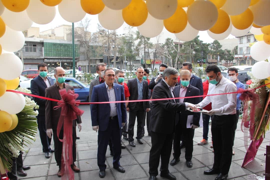 افتتاح اولین شعبه خدمات خودرویی سامیا